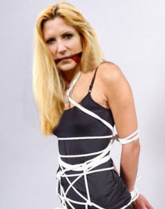 Ann coulter tied up photos 606