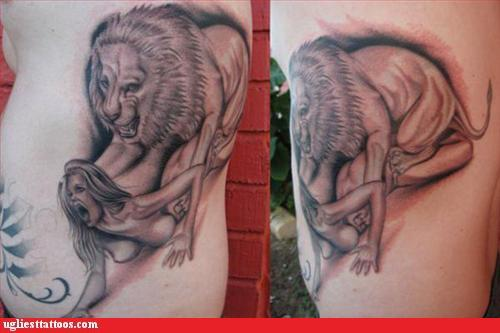 lion tattoo images. ugly-lion-tattoo.jpg