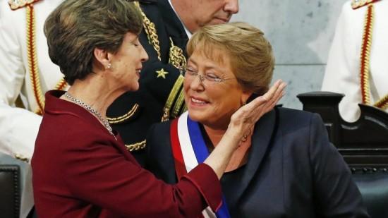 bachelet-inauguration