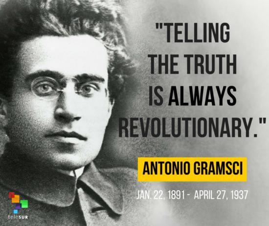 Antonio gramsci asshole