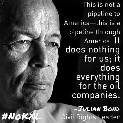 julian-bond-on-keystone-xl