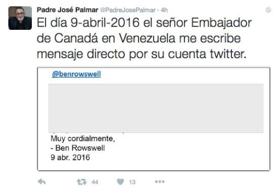 palmar-can-ambassador-tweet