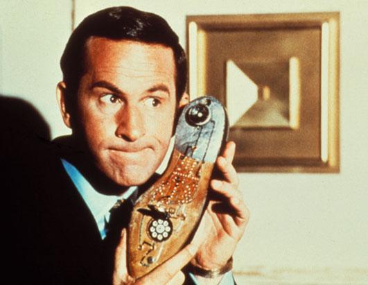 shoe-phone