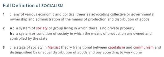 socialism-definition